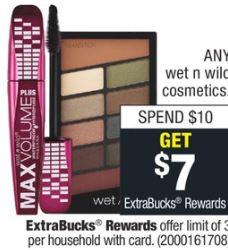 Wet N Wild Cosmetics.