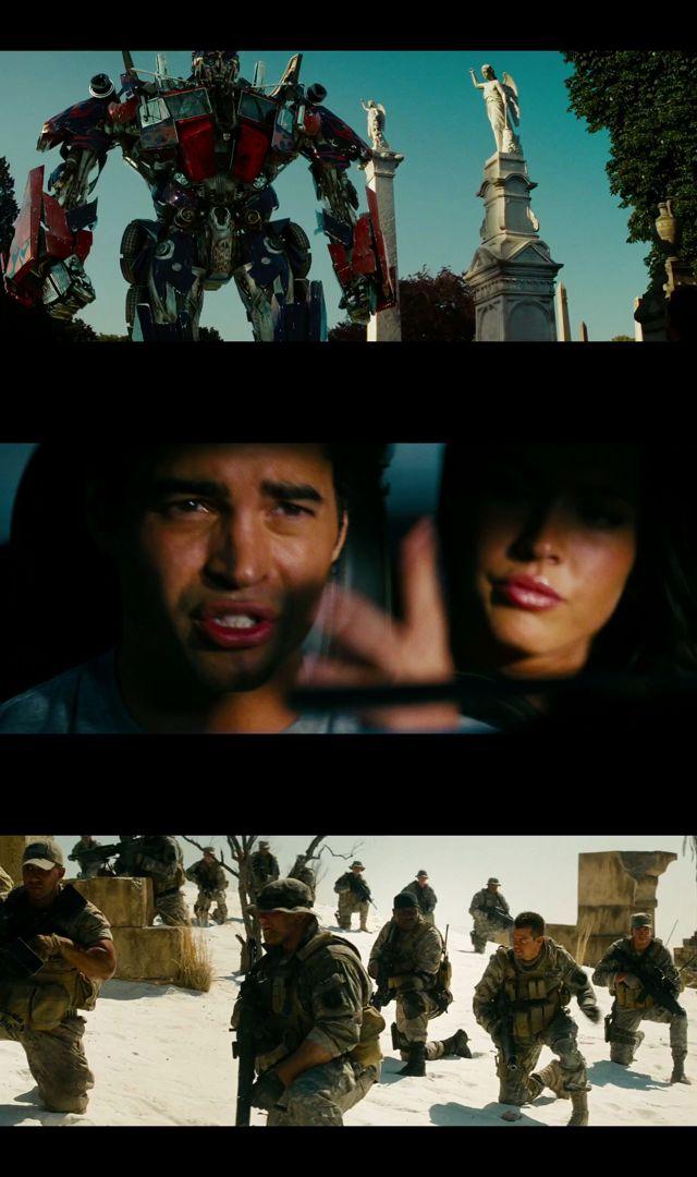 Transformers 2 La venganza de los caídos (2009) HD 1080p Latino