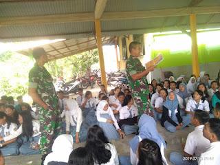 Kodam XII/Tpr Sosialisasikan Penerimaan Jadi Prajurit TNI AD