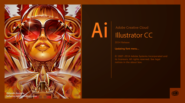 Adobe Illustrator CC 2015 full Setup and Crack