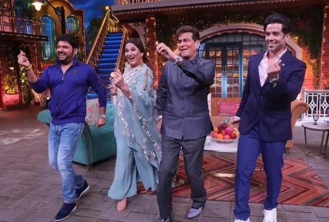 jeetendra-and-tusshar-kapoor-reveals-many-things-in-the-kapil-sharma-show