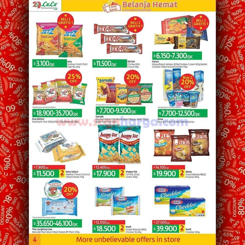 Katalog Promo LULU Supermarket 17 - 30 September 2020 4