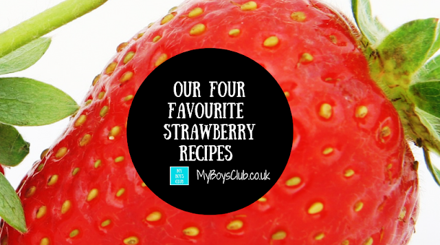 Our Four Favourite Garden Strawberry Recipes