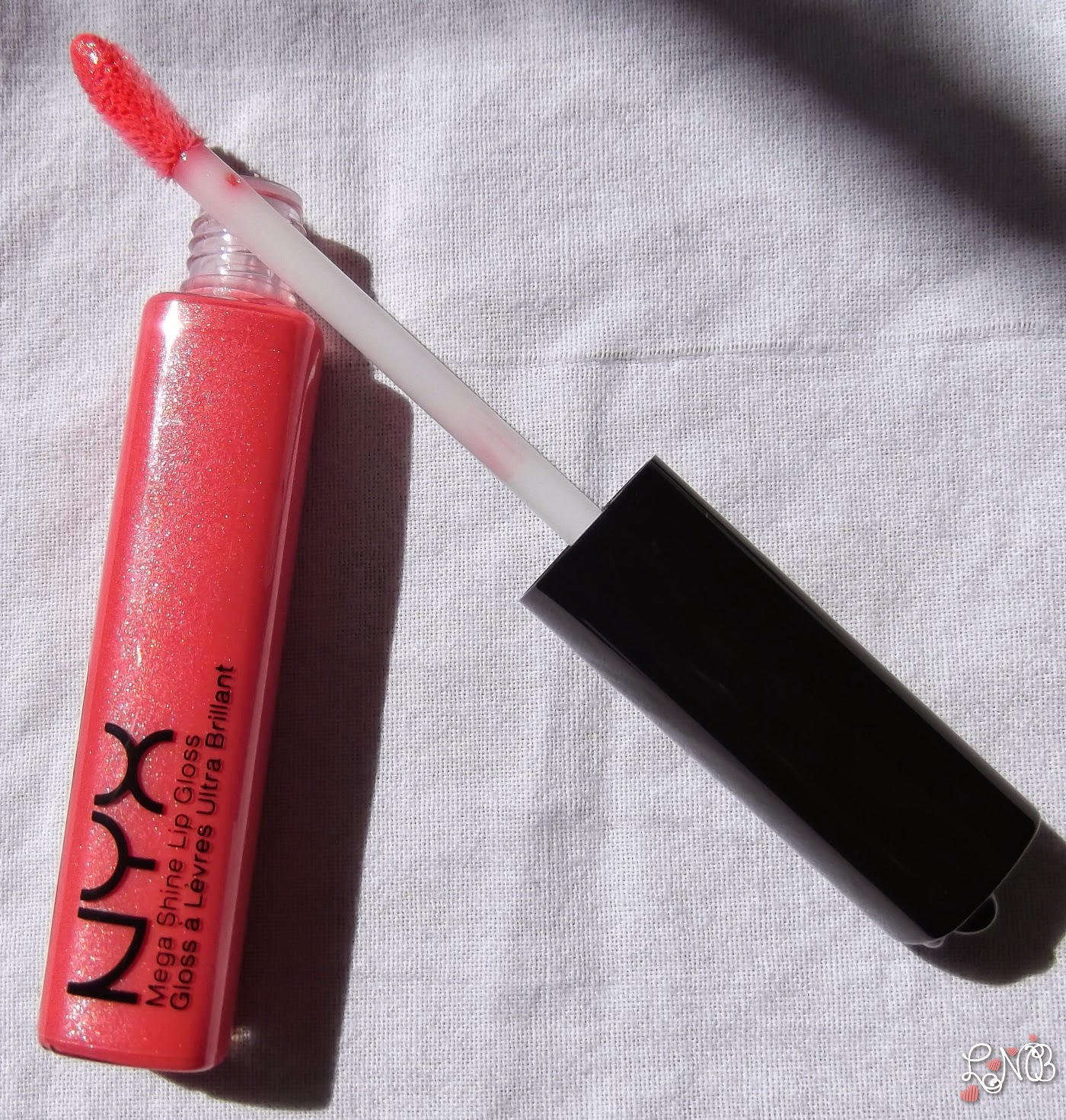 NYX  Mega Shine Lip Gloss - La-La