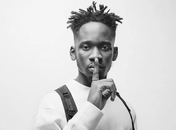 Nigerian singer, Mr Eazi robbed in Ghana