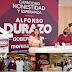 Intensa Campaña por el Sur de Alfonso Durazo y Shirley Vazquez