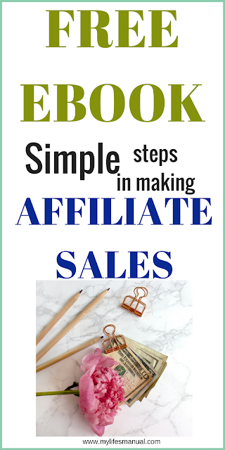 Learn affiliate marketing for beginners. Simple steps on how you can make affiliate sales on Pinterest and Facebook.