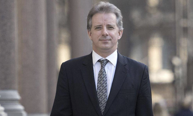 Citizen's United: Docs Reveal British Spy's Motive To Release Dossier Dirt On Trump Before 2016 Election