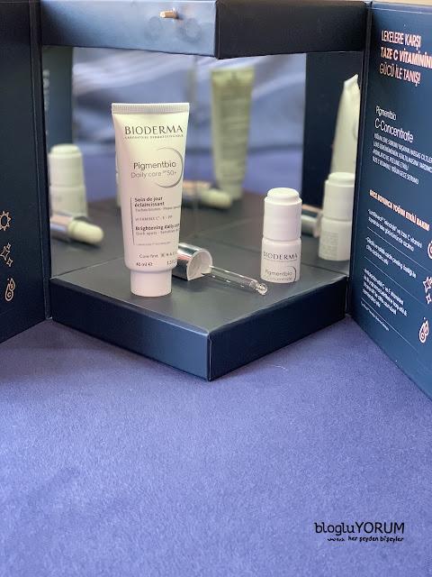 bioderma pigmentbio lansmanı 2