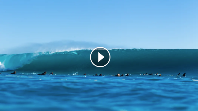Surfing Huge Barrels In Remote Western Australia s Baiyungu Country Taking Off