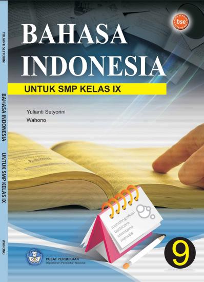 Download Buku Siswa KTSP SMP dan MTs Kelas 9 Bahasa Indonesia 9