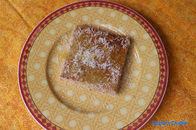 Carole's Chatter: Parmesan Toast