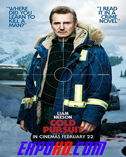 Cold Pursuit 2019 Dual Audio 480p | 720p HDCAM-Rip x264 300MB || 700MB ||  Download Now