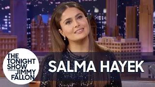 Salma Hayek massageou os pés torcidos de Tiffany Haddish e ficou com sorte