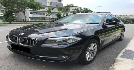 Spesifikasi dan Harga BMW 520i