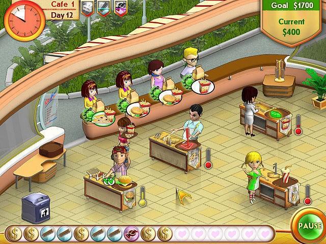 تحميل لعبة الكوفي شوب Amelie's Cafe للكمبيوتر من ميديا فاير