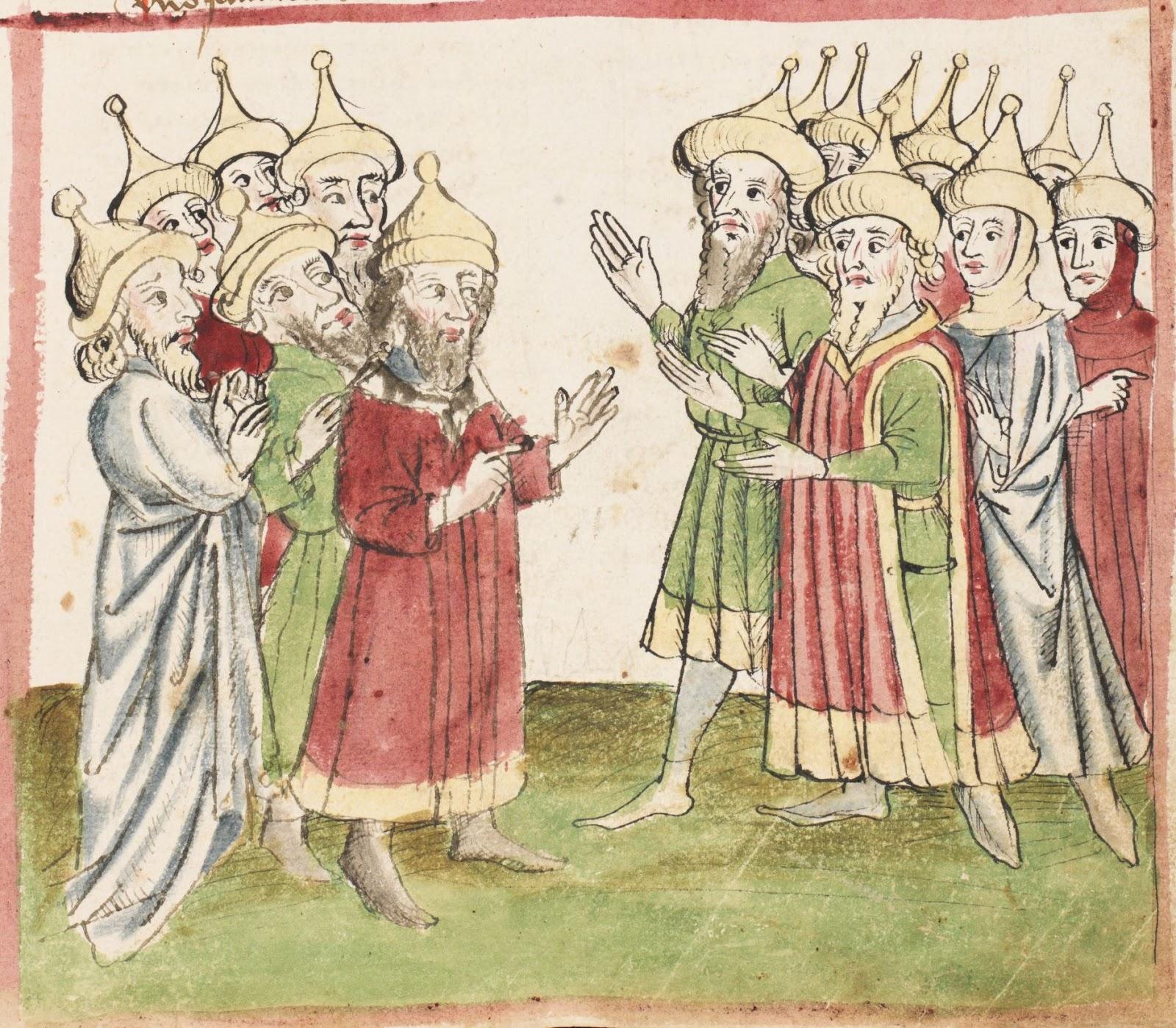 gelder an den papst im mittelalter