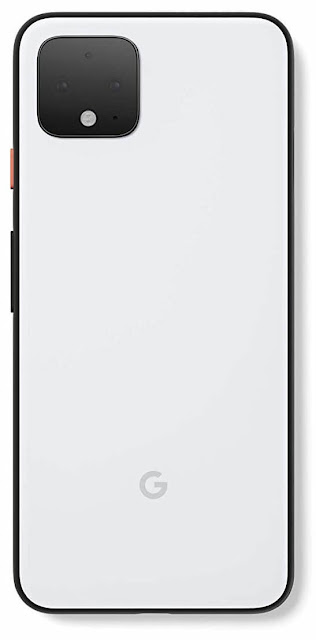 Google Pixel 4 Clearly White