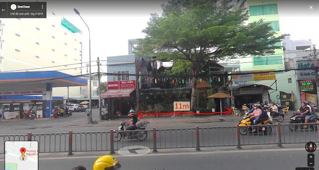 Bán Nhà Mặt tiền Quang Trung, Phường 8, Gò Vấp