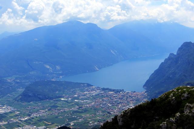 lago di garda escursioni sentieri panoramici