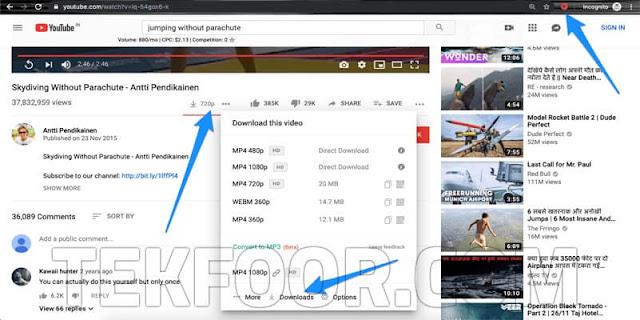 افضل 10 اضافات جوجل كروم لتحميل الفيديو من اي موقع