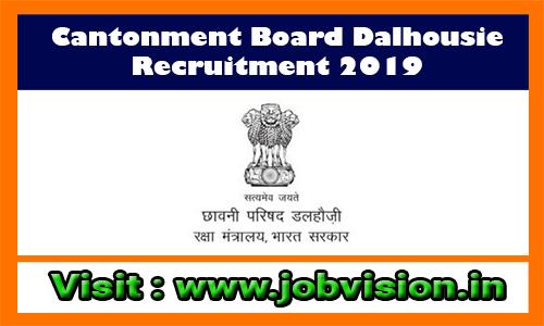 Cantonment Board Dalhousie Recruitment 2019 16 Peon Posts