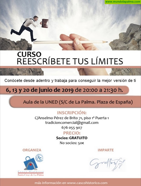 El Casco Histórico organiza un curso  para potenciar el rendimiento y la autogestión de los empleados