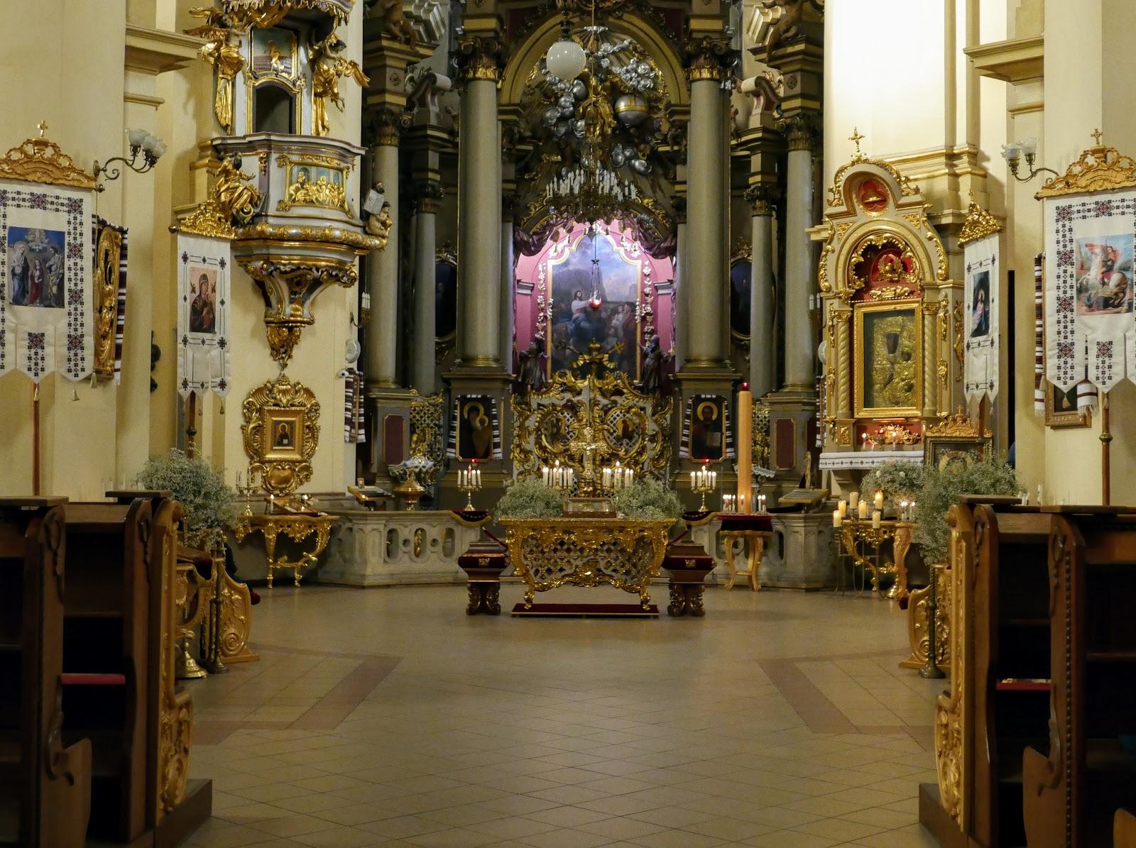 Archikatedralny sobór św. Jura lwów