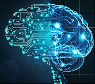 How can human brain run from a computer