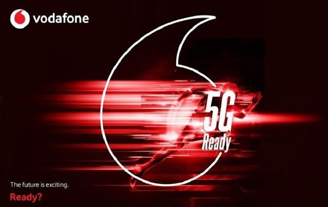Vodafone y Huawei instalan la primera antena 5G en Madrid