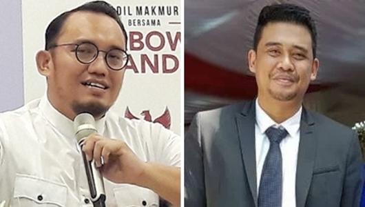 Jubir Prabowo dan Menantu Jokowi Bakal Bersaing di Pilkada Medan?