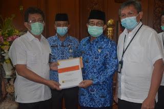 Gubernur Jambi Pemprov Jambi Siap Bantu Pusat Bangun Jalan Tol.