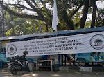 Di Bandung Cafe Kibarkan Bendera Putih