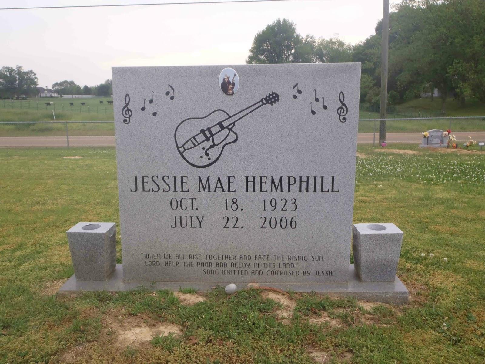 Shirley Hemphill Grave