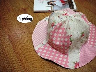 Two-way Hat for women or girls. Двухстороняя шляпа.