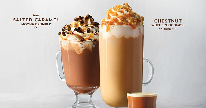 Start the year right with Starbucks Espresso Confections