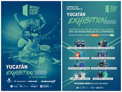 Comienza el Yucatán Exhibition 2020: algunas de las mejores palas de la temporada listas para el espectáculo.