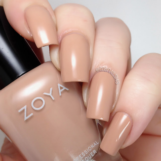 Zoya Nail Polish-Cathy