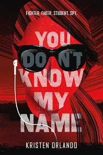 you don'w know my name, kristen orlando, black angel chronicles