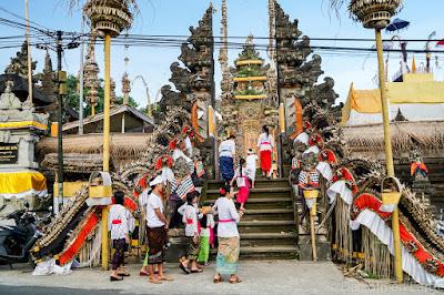 Cérémonie Bali