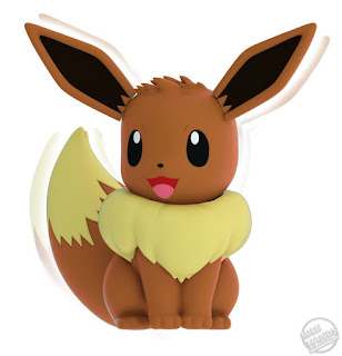 Toy Fair 2020 Wicked Cool Toys Pokemon My partner Eeve