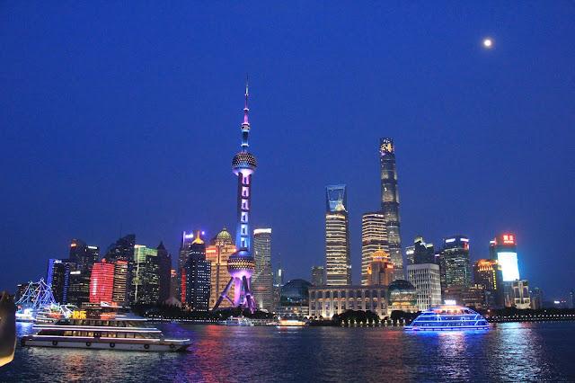 Shanghai Xangai