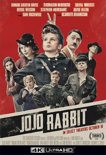 Descargar Jojo Rabbit (2019)