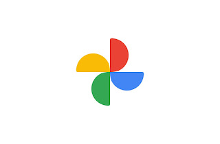 Logo terbaru google foto