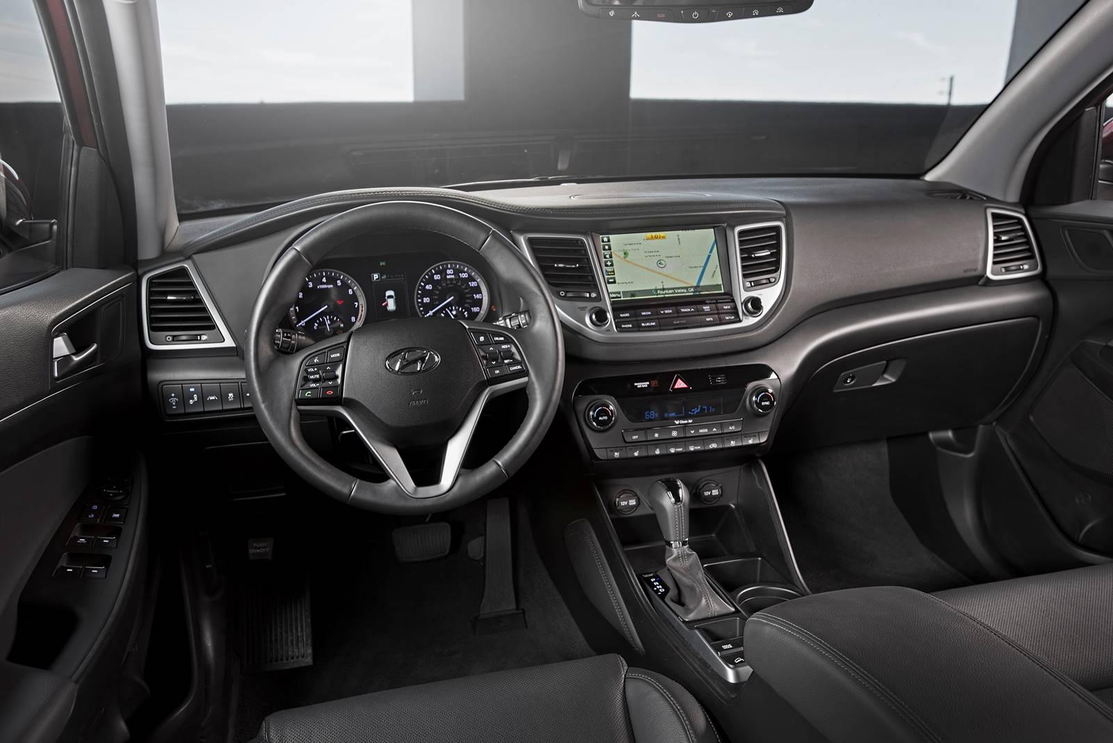 Novo Hyundai Tucson 2016