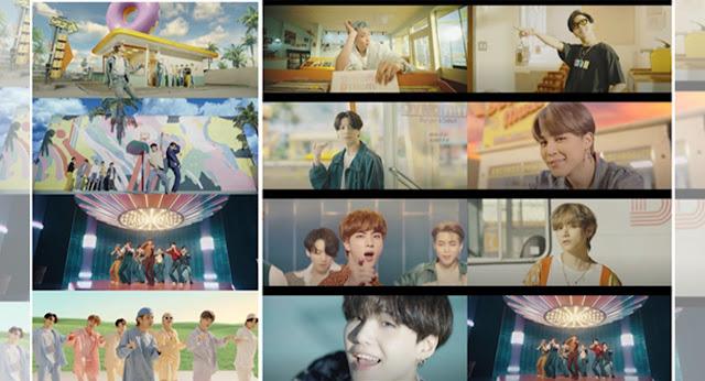 """BTS sigue sorprendiendo a sus fans con el estreno de su nuevo tema """"Dynamite"""""""