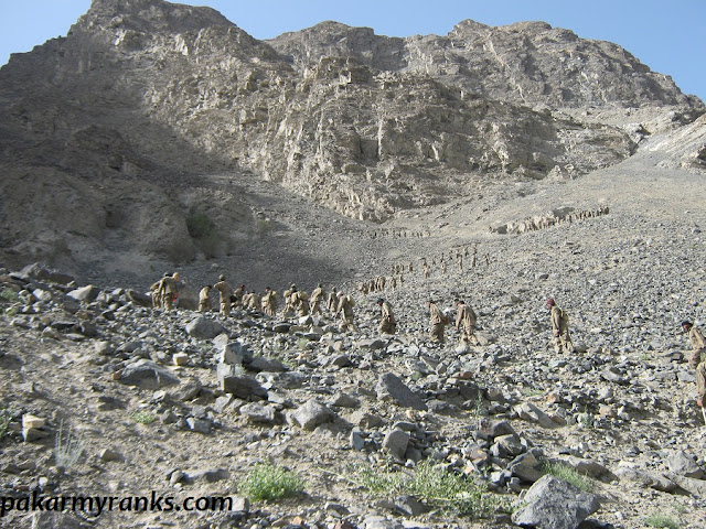 Pakistan army infantry pics