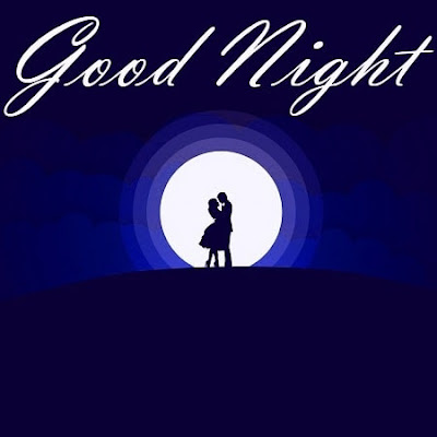 Good Night Couple Image