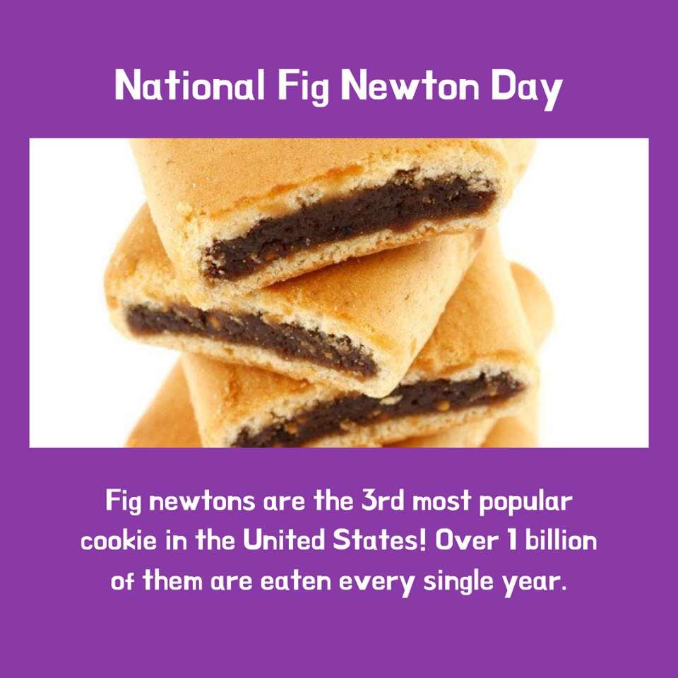 National Fig Newton Day Wishes Images download