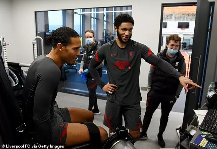 Liverpool announce pre-season training camp with Van Dijk & Gomez set to go